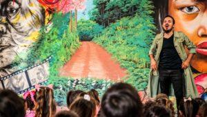 El Tutú Marambá lleva sus cuentos e historias a los niños de Misiones