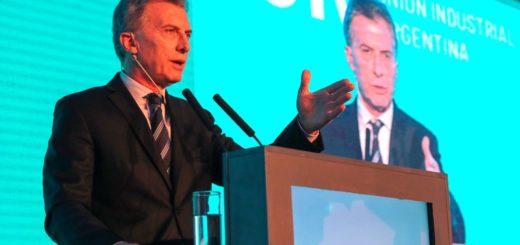 """Macri: """"Vamos a dar vuelta la página. Esta vez es de verdad y no hay lugar para timoratos"""""""