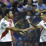 """Tras una nueva victoria de River ante Boca, aparecieron los tradicionales """"memes"""" apuntados a Guillermo y Tévez en su mayoría"""