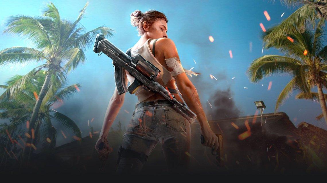 Free Fire, el nuevo juego para celulares que compite con el Fortnite