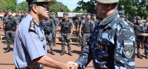 Policía de Misiones: asumieron nuevos directores de unidades especiales