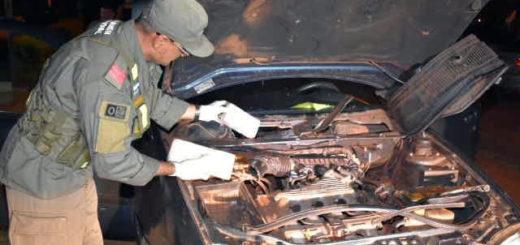 Corrientes: detienen a un automovilista que había partido de Eldorado con 40 kilos de marihuana