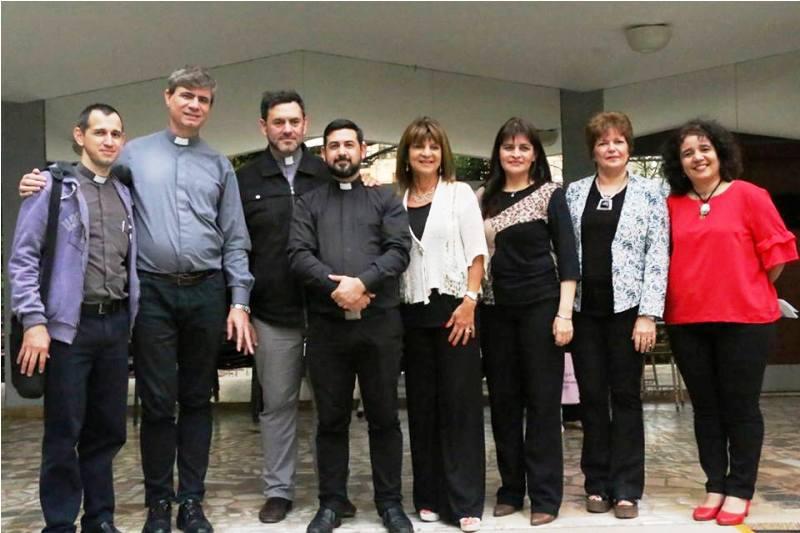 Se realizó la 1era Jornada Anual de Formación Teológica en el Instituto Montoya