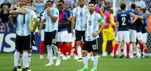 Fútbol: Argentina sigue cayendo en el ranking FIFA