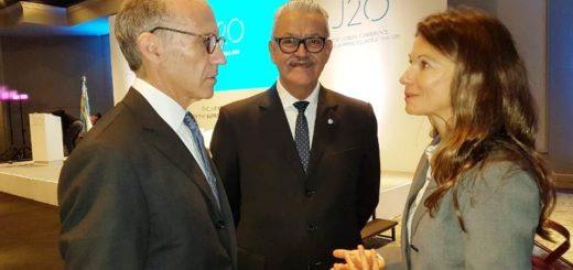 El ministro del STJ de Misiones, Jorge Rojas, representó a la Junta Federal de Cortes en el J20