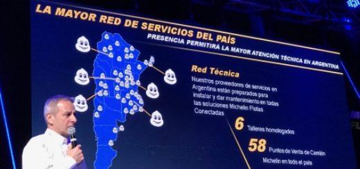 Compañía líder en control de flotas de camiones desembarca en Argentina y elige a empresas misioneras para probar sus sistemas