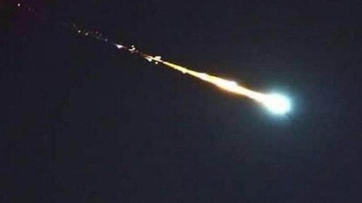 Un supuesto meteorito habría caído en la zona norte de Corrientes y se sintió en el sur de Misiones