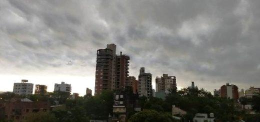 Alerta por probabilidad de fuertes temporales para San Vicente y zonas aledañas