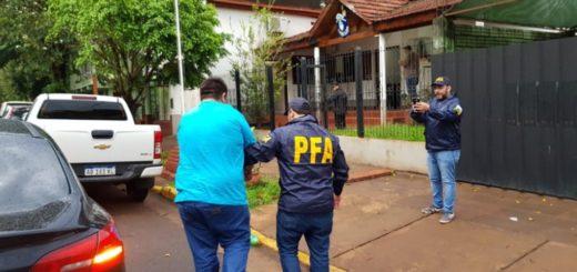 Además de los aduaneros de Iguazú, otras 11 personas fueron arrestadas en la megacausa por contrabando
