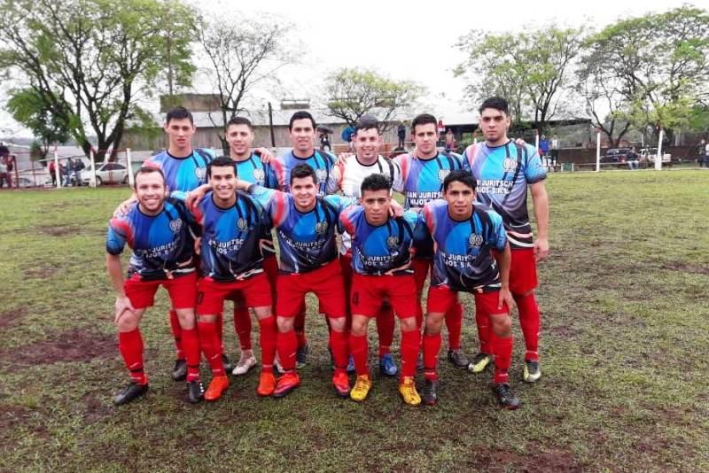River de Villa Bonita es el nuevo puntero del torneo Clausura 2018 de la Liga Regional Obereña de Fútbol