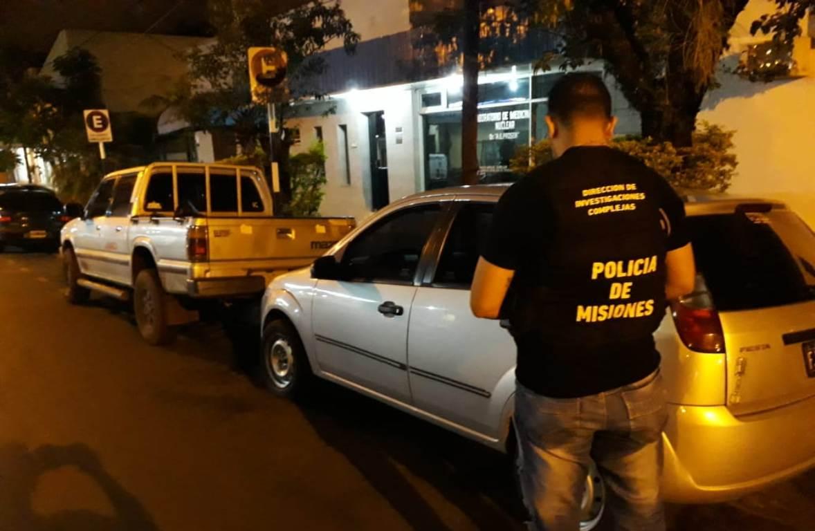 En una semana, detectaron e incautaron en Misiones seis vehículos robados en Buenos Aires
