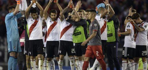 Copa Libertadores: Cambio de horario para River- Gremio