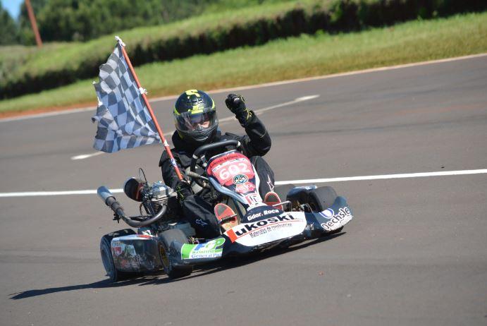 Karting: Fin de semana de grandes espectáculos y festejos en Oberá