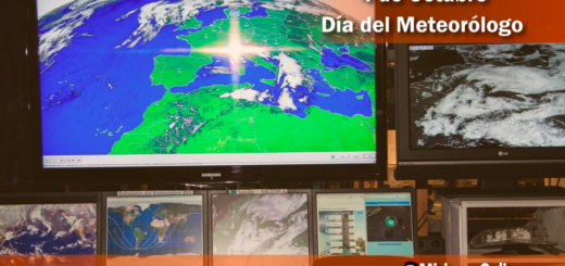 4 de Octubre: ¿Por qué se celebra hoy el Día del Meteorólogo?