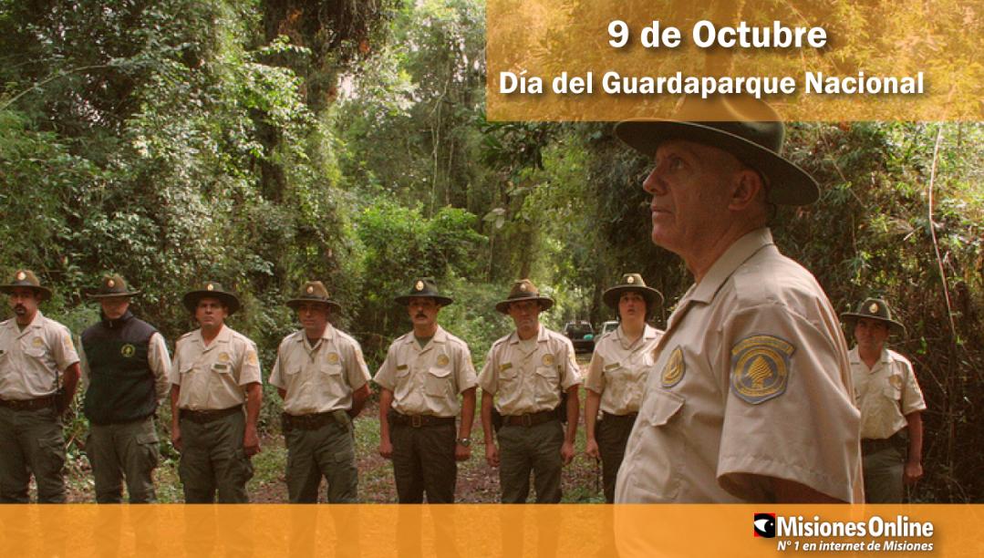 ¿Sabías que hoy se celebra el Día del Guardaparque Nacional?