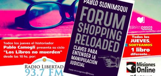 """""""Los libros no muerden"""": Esta semana otro concurso para que te ganes el mejor material de lectura"""