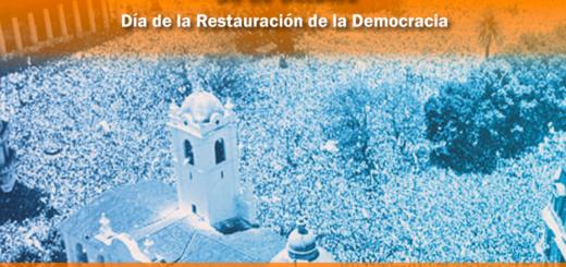 30 de Octubre: Día de la restauración de la democracia