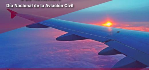 Hoy se celebra el Día de la Aviación Civil