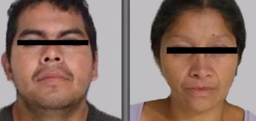 """México: una pareja apodada los """"demonios de Ecatepec"""" atraía a madres solteras , él las violaba y después las descuartizaban"""