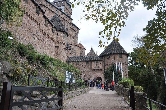Recorriendo la Ruta del Vino de Alsacia en Francia