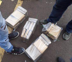 Posadas: encontraron una carga de marihuana en un contenedor de basura