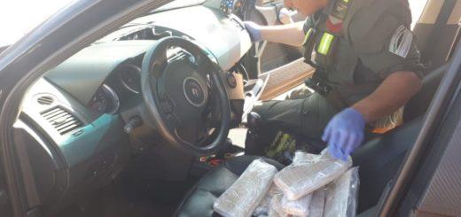 Detienen a un hombre que había partido de Iguazú con marihuana en el tanque de combustible