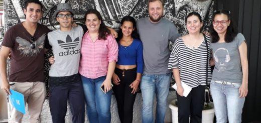 Cuatro estudiantes de Misiones en el Parlamento Federal Juvenil del INADI