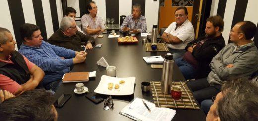 Passalacqua felicitó a empresarios que conformaron la asociación posadeña de propietarios de Radio y TV