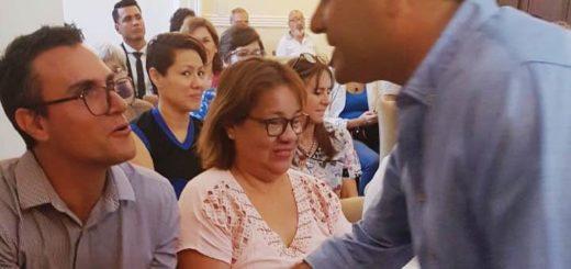Presentaron el Registro de Evaluación Funcional Contra el Sedentarismo