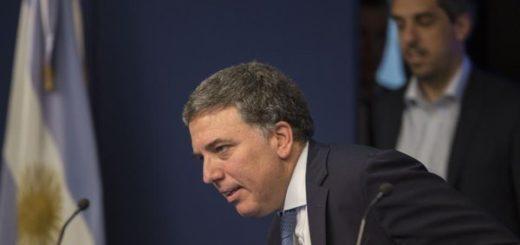 El ministro de Hacienda de la Nación aseguró que en noviembre la inflación bajará