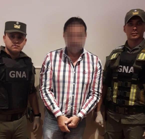 Narcotráfico en Corrientes: además del ex intendente, fueron arrestados dos gendarmes