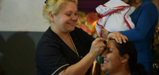 La Asociación Civil Creación agasaja a las madres en su mes con una jornada de spa, cuidados y charlas de alimentación saludable
