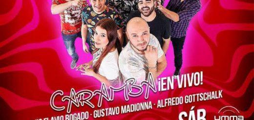 Esta noche las madres festejan en UMMA con Caramba en vivo y Flavio Bogado…Adquirí las entradas anticipadas en Compras Misiones...
