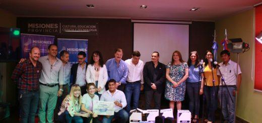 Se entregaron los premios del concurso de radios escolares