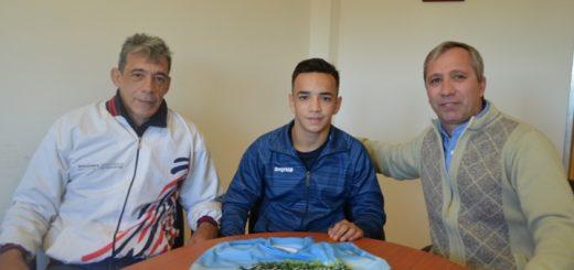 Eduardo Lovera, el misionero que luchará hoy viernes en los Juegos Olímpicos de la Juventud