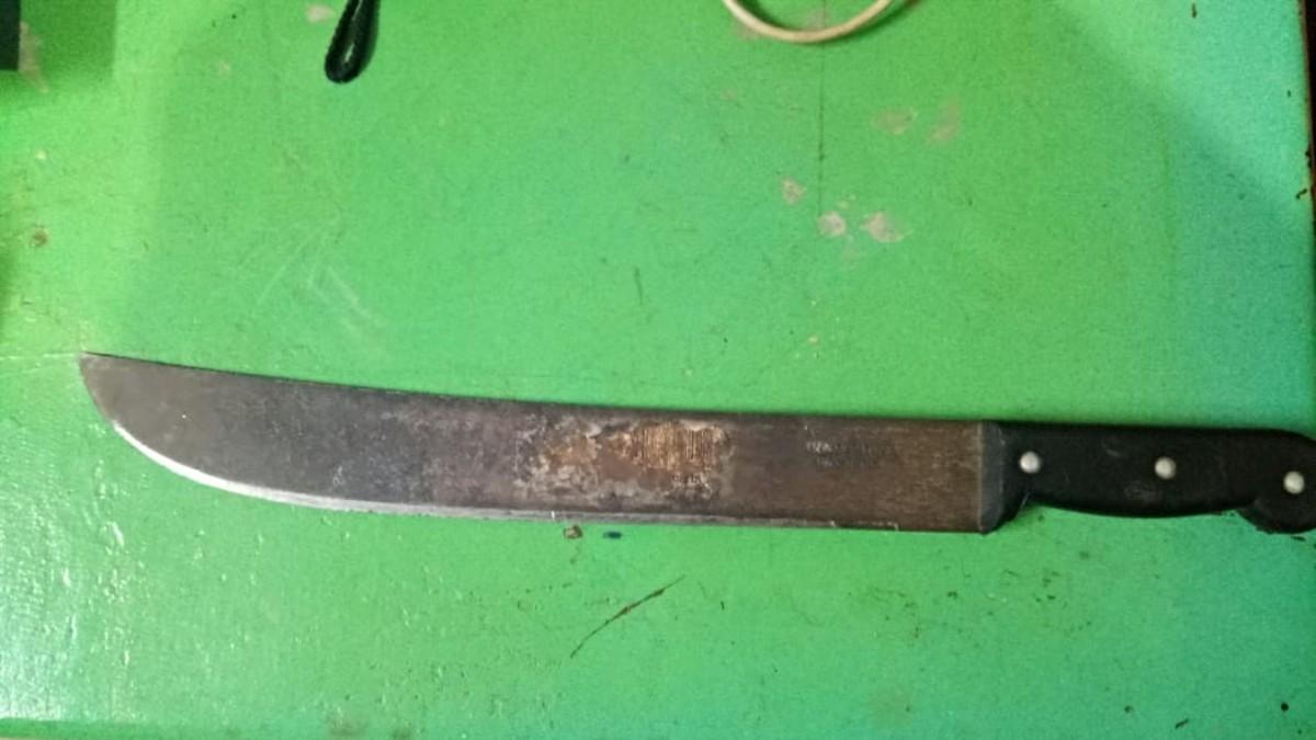 Adolescente de 16 años asaltó con un machete a un grupo de chicos en Posadas