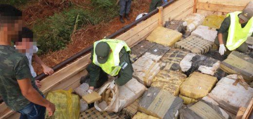 Camionero detenido cerca de Campo Grande con tres toneladas y media de marihuana fue condenado a 5 años de cárcel