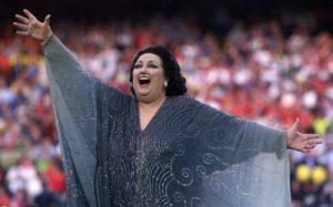 La ópera de luto:  Murió la soprano española Montserrat Caballé