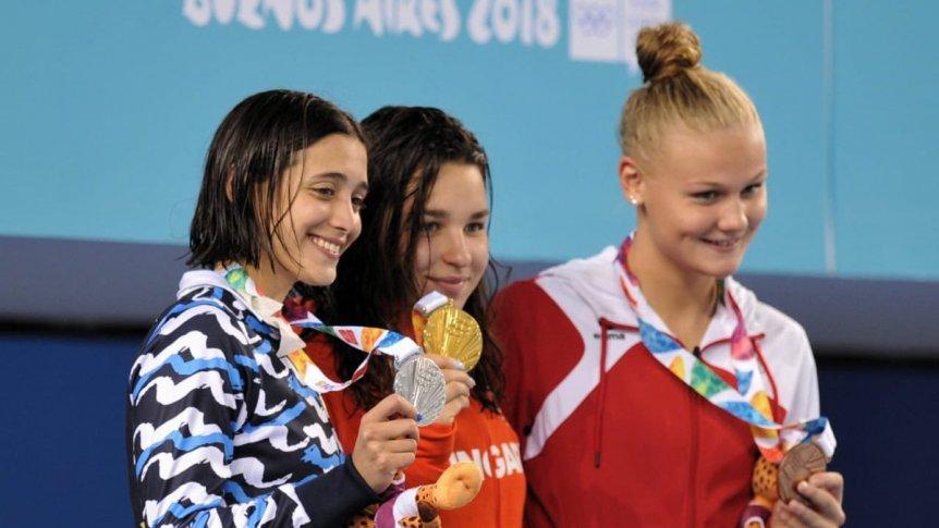 Mirá la agenda de los Juegos Olímpicos de la Juventud para hoy