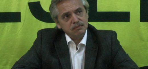 Alberto Fernández consideró que el peronismo debería unirse y dejar que la gente elija al candidato en las PASO