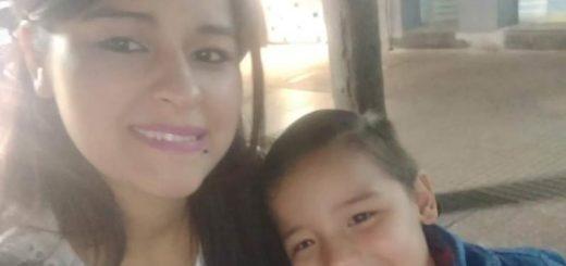 Buscan a una joven madre y a su hijo de cinco años que desaparecieron el lunes en Posadas