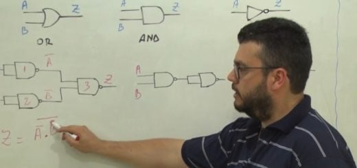 TutorialesJanssen: universalidad de compuertas NAND y NOR de la materia Electrónica Digital
