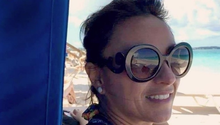 Cuadernos de las coimas: se entregó Carolina Pochetti, la viuda de Daniel Muñoz, ex secretario de los Kirchner