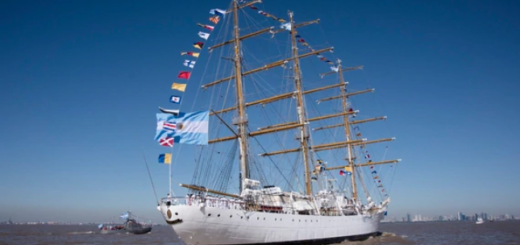 Investigan un presunto caso de abuso de dos tenientes de la Fragata Libertad
