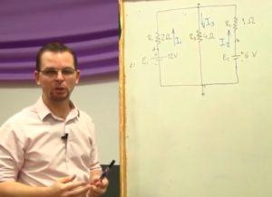 Tutoriales Janssen: método de corrientes de mallas y mallas generalizadas