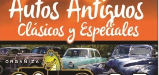 Eldorado: se viene el 6º encuentro internacional de autos antiguos, clásicos y especiales