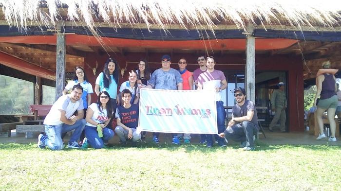 Turismo Misiones concretó una nueva salida grupal a Portal Galarza
