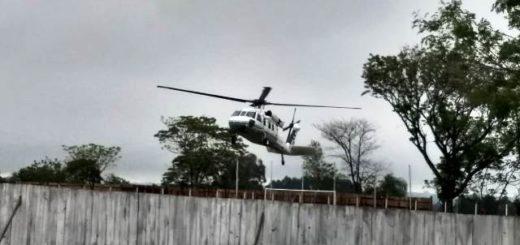 #VisitaPresidencial: Macri arribó a la ciudad de Oberá
