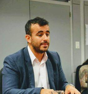 El dirigente radical echado por el diputado Gustavo González va a ser candidato a presidente de la UCR