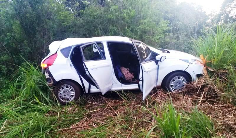 Puerto Rico: conductor en estado de ebriedad despistó y dejó a una acompañante con riesgo de vida